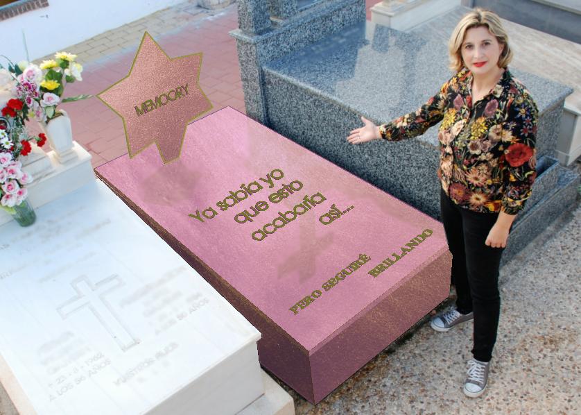 Lápida Estrella de Hollywood